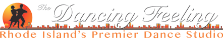 The Dancing Feeling Logo