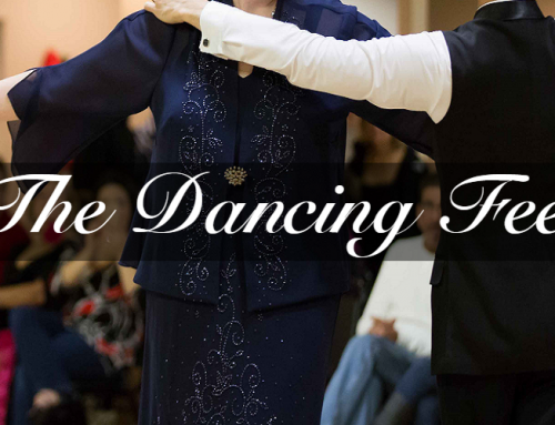 Friday Night Ballroom Dance 3/10/17