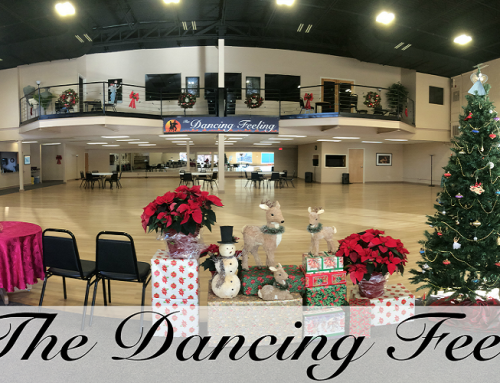 Christmas In July Ballroom Dance 7/28 8pm