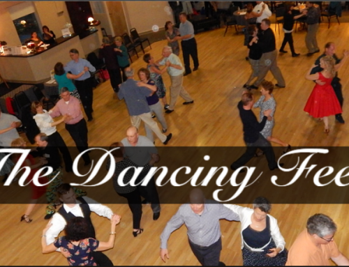 Saturday Night Ballroom Dance 10/14/17