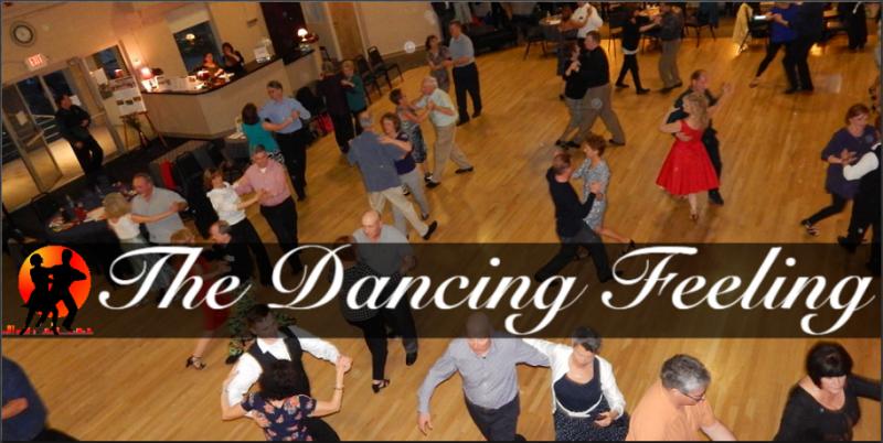 Saturday Night Ballroom Dance