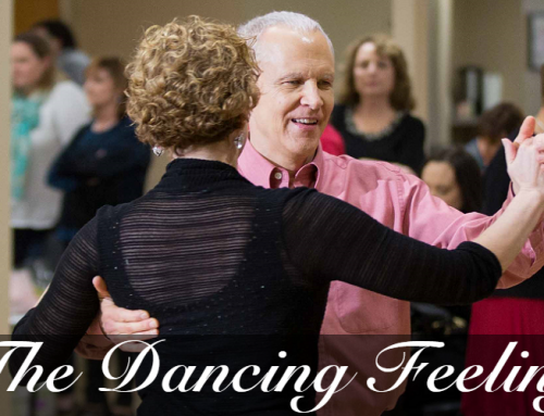 Dance off that turkey! Saturday Night Ballroom Dance 11/25/17