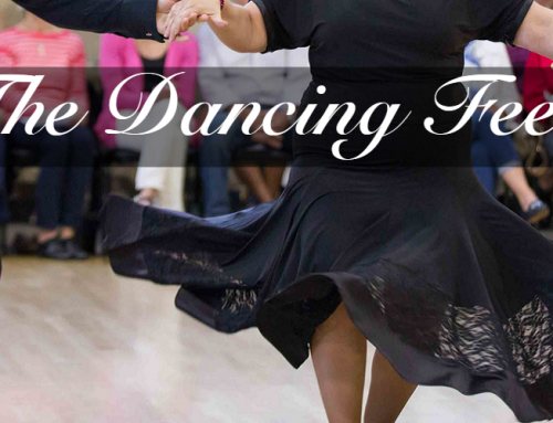 Friday Night Ballroom Dance, March 23rd