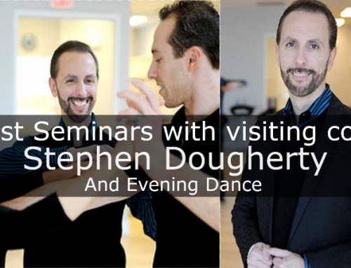 Guest Workshops with Stephen Dougherty & Evening Dance