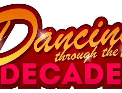 Dancing Through The Decades – Saturday, May 19th