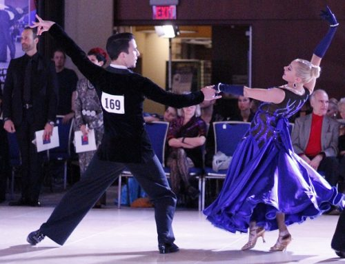 National Ballroom Dance Week Celebration! 9/22/18