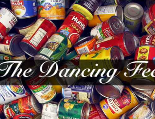 Food Drive Dance, Friday Nov. 9th