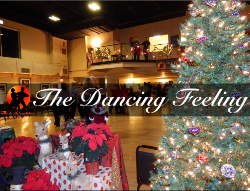Tis' The Season Ballroom Dance! 12/15/18