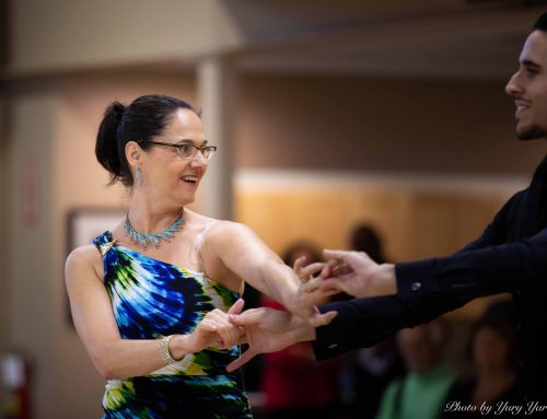Saturday Night Ballroom Dance! January 26th!