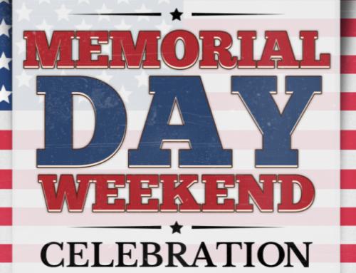 Memorial Weekend Kick-Off Dance! 5/24/19