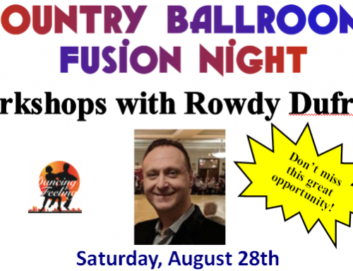 Fusion Night with Rowdy Dufrene 8/28/21